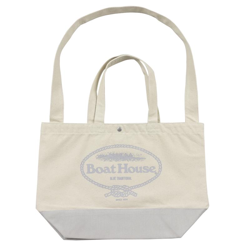 《ボートハウス》BH 2WAYトートバッグ