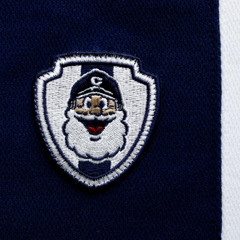 《キャプテンサンタ》CSGC胸配色ラインPOBD