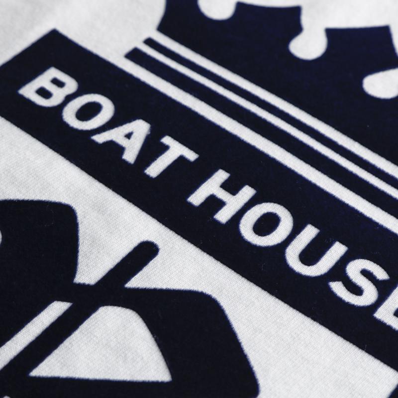 《ボートハウス》BHフロッキーヴィンテージ天竺L/STシャツ