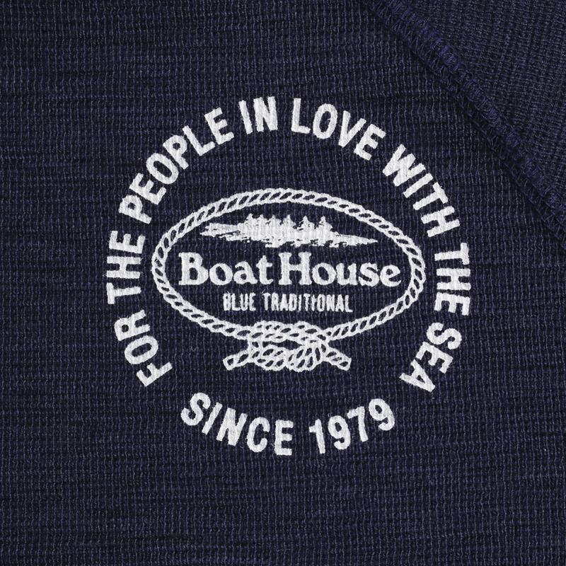 《ボートハウス》サーフニットカブリパーカ
