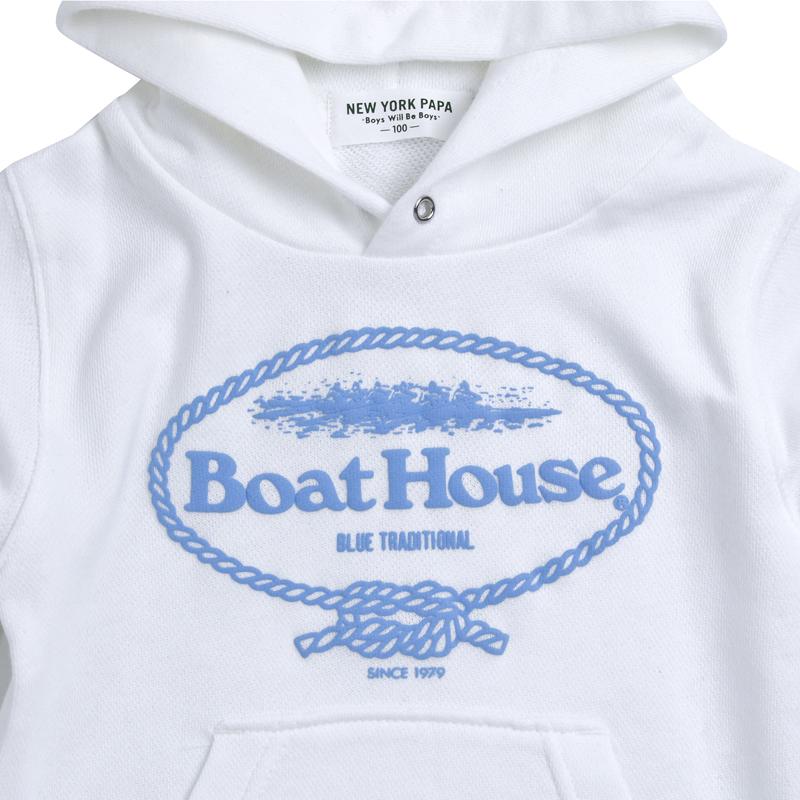 《ボートハウス》ボートハウスKIDSカブリパーカ【KIDSサイズ】