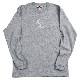 《サンデービーチ》ラインロゴL/S Tシャツ
