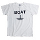 《ボートハウス》BOAT/HOUSE Tシャツ