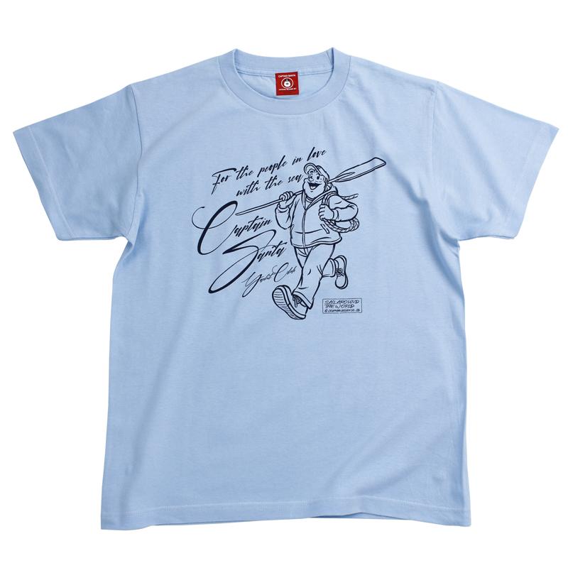 《キャプテンサンタ》オールサンタ Tシャツ