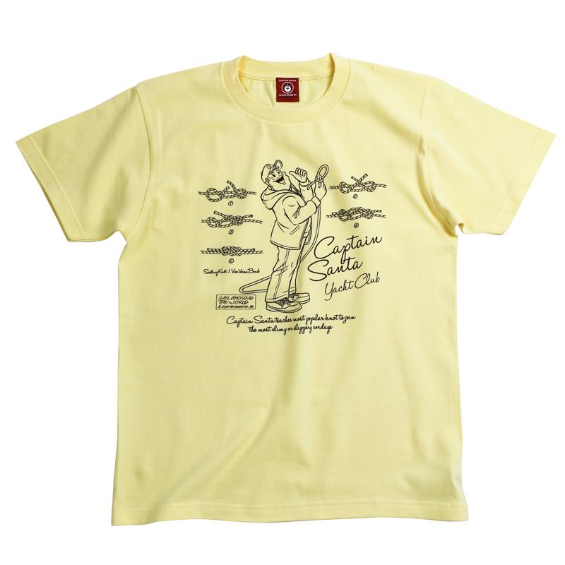 《キャプテンサンタ》ロープサンタ Tシャツ