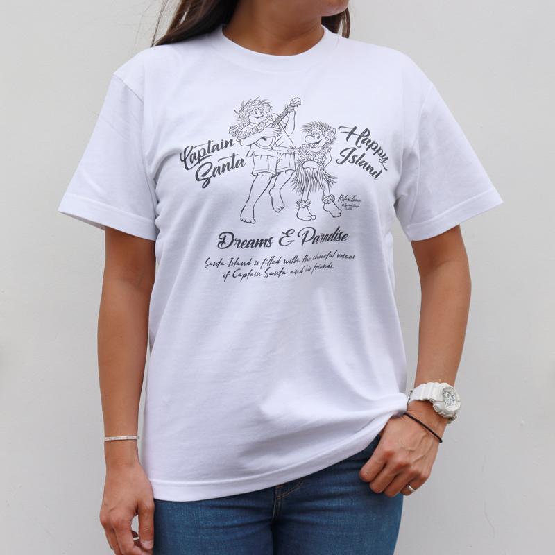 《キャプテンサンタ》アロハサンタ Tシャツ