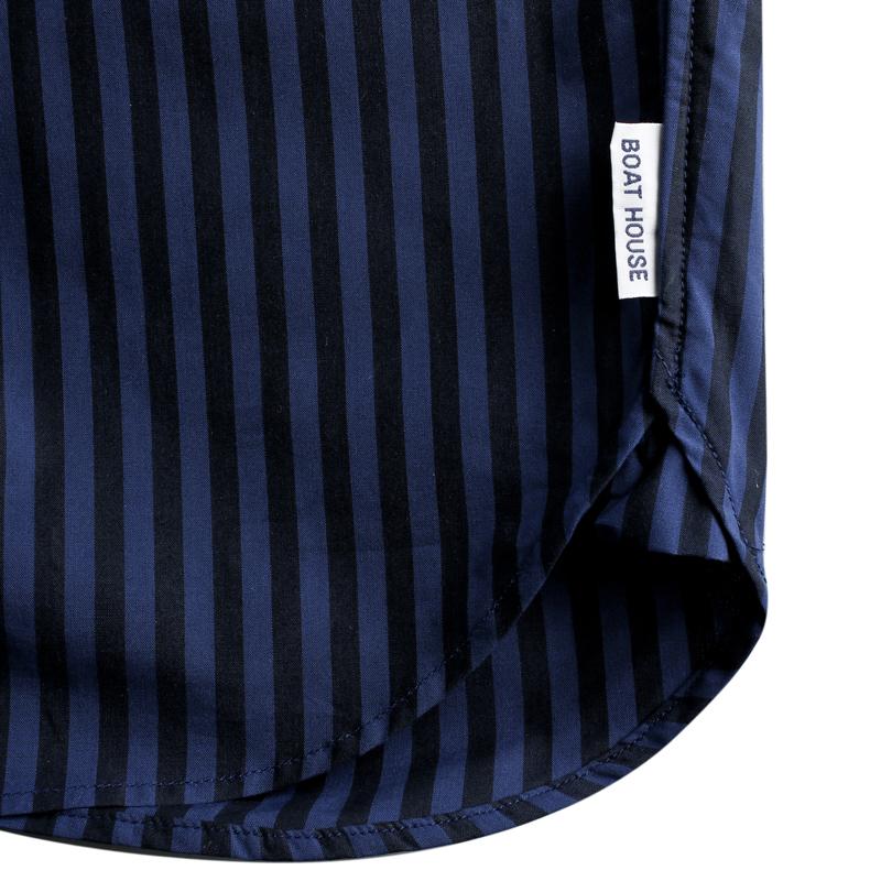 《ボートハウス》BHストライプL/SBDシャツ