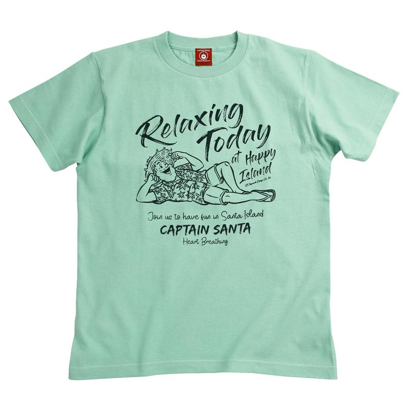 《キャプテンサンタ》リラックスサンタ Tシャツ