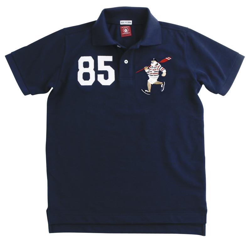 【WEB限定・予約商品】CAPTAIN SANTAオーダーカノコポロシャツ《オール柄》