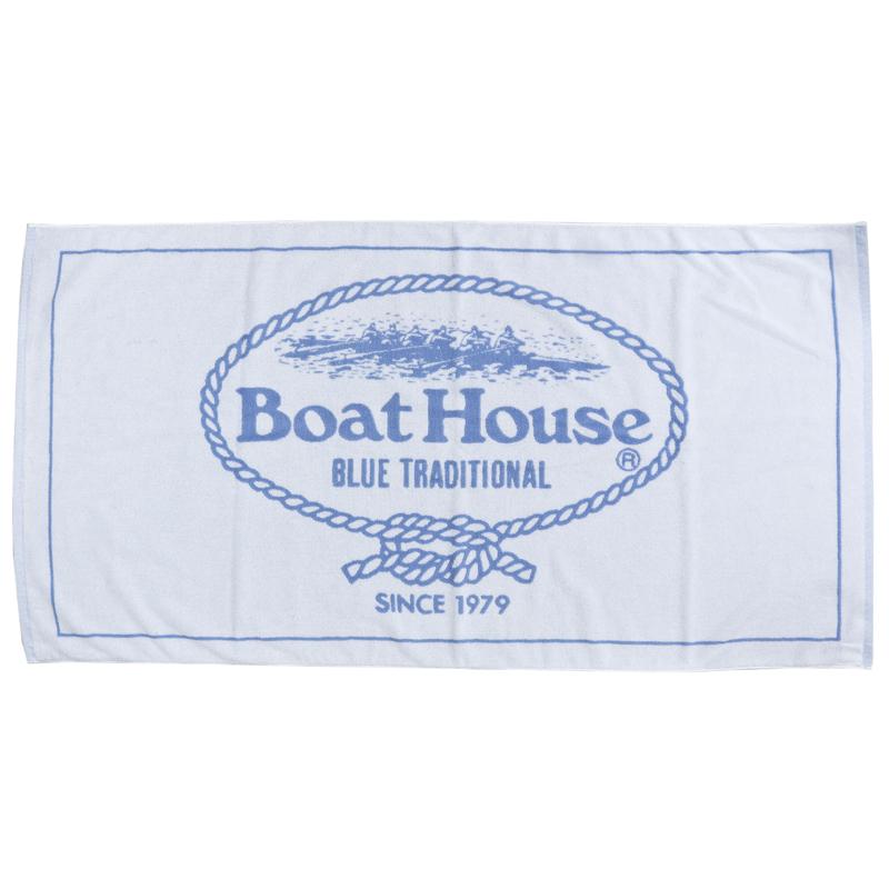 《ボートハウス》BOAT HOUSE ジャカードバスタオル