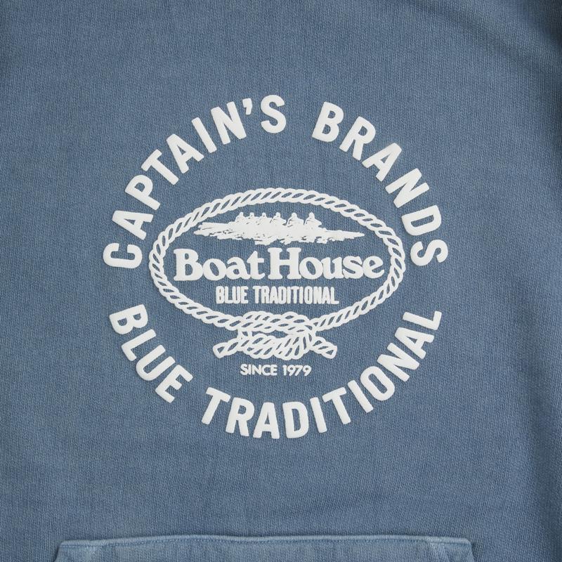 《ボートハウス》BH&CBカブリパーカ