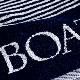 《ボートハウス》BOAT HOUSE CLUB ジャカードバスタオル