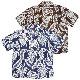 《キャプテンサンタ》CSリーフアロハシャツ