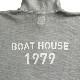 《ボートハウス》ジップアップトレーナー