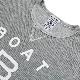 《ボートハウス》ガゼット付サーフニットL/S Tシャツ