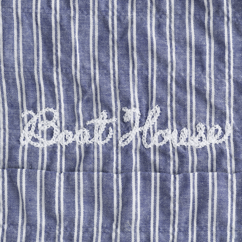 《ボートハウス》BH ストライプ L/SBDシャツ