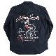 《キャプテンサンタ》CS インディゴウェスタンL/Sシャツ