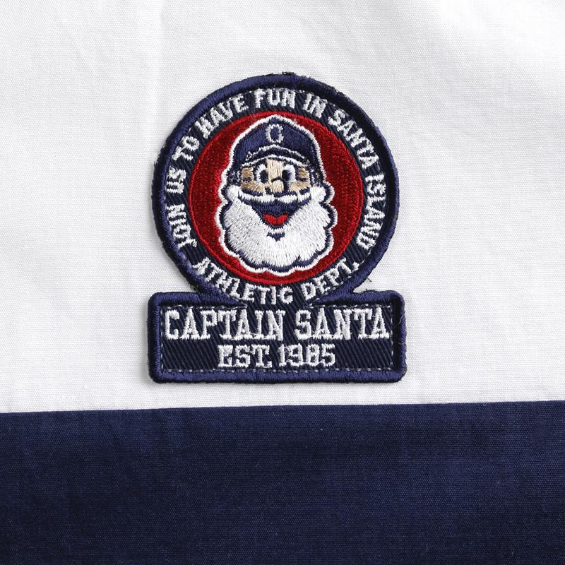 《キャプテンサンタ》CS ボールドラインS/SBDシャツ