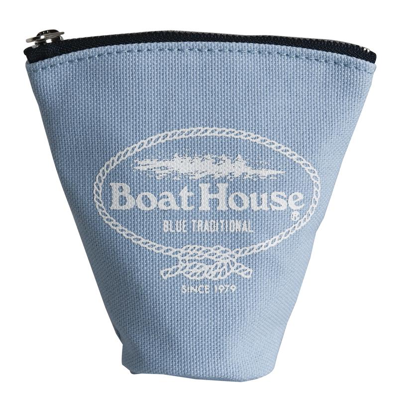 《キャプテンサンタ・ボートハウス》ALL BRANDS キャンバスコインケース