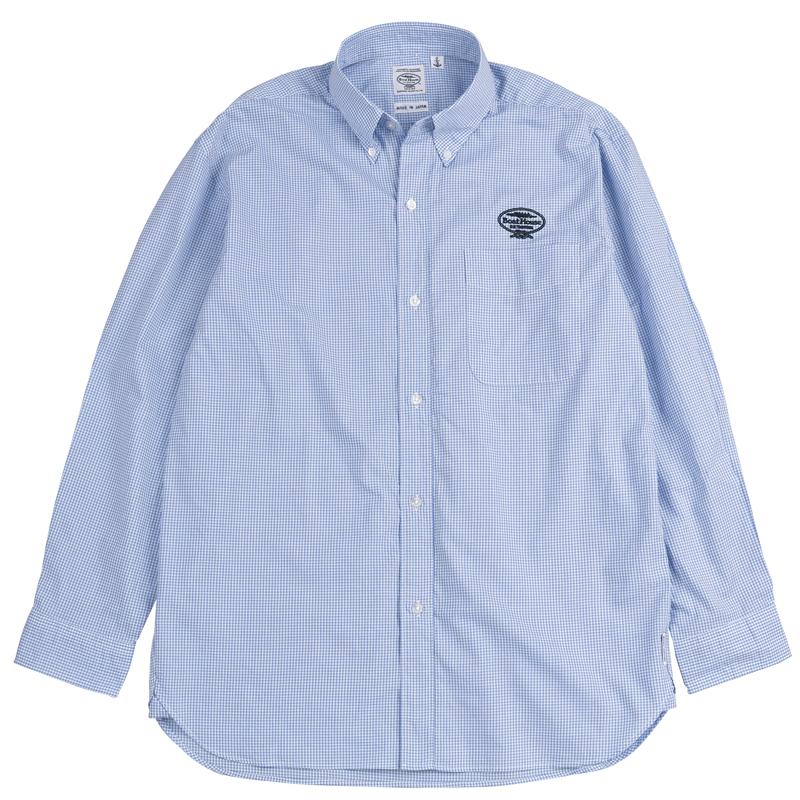 《ボートハウス》BHギンガムL/SBDシャツ