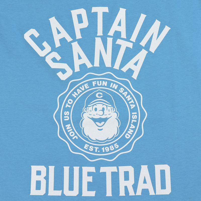 《キャプテンサンタ》BLUE TRAD Tシャツ