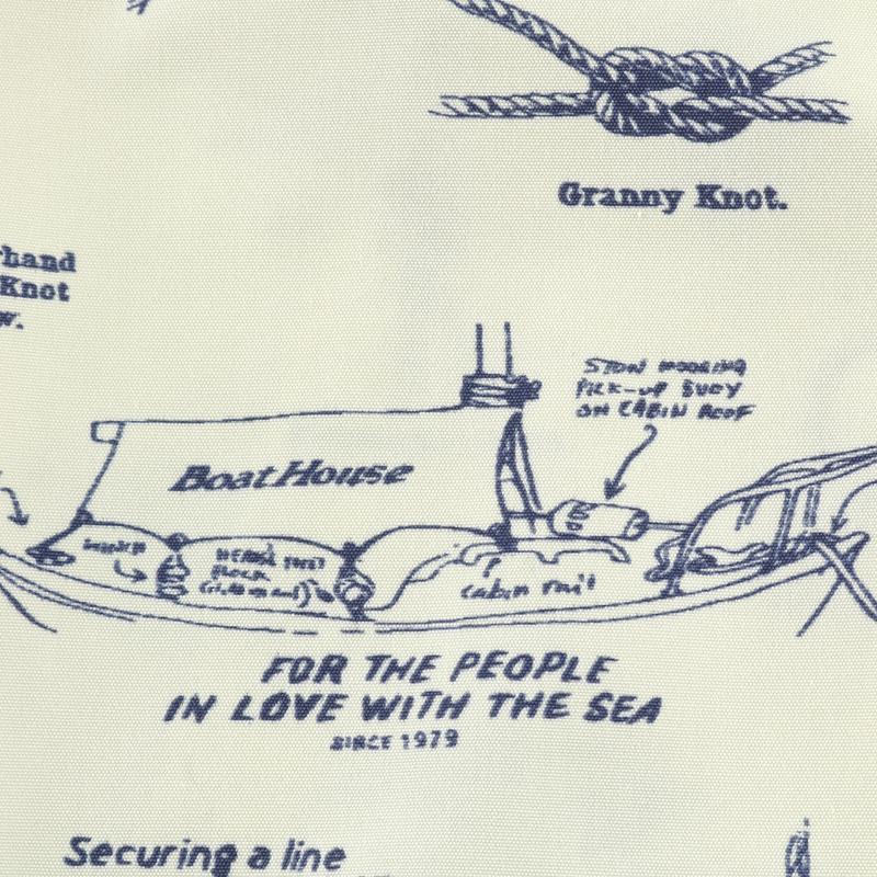 《ボートハウス》BH ロープソウガラスウィングトップ