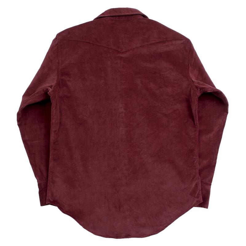 《キャプテンサンタ》CSコーデュロイウェスタンL/Sシャツ