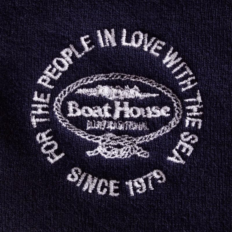 《ボートハウス》BHスウェットカーディガン