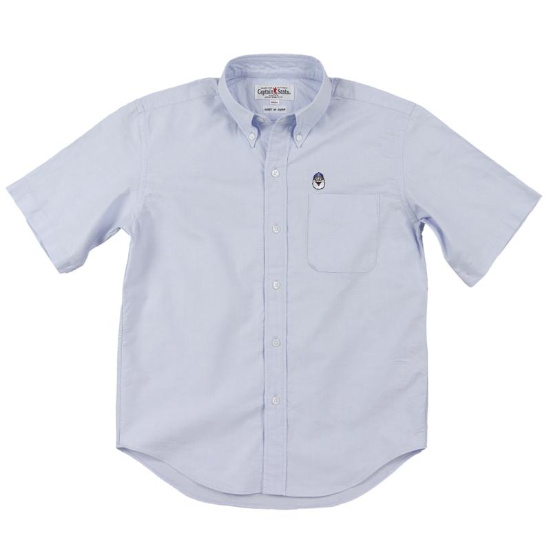 《キャプテンサンタ》オックスS/S BDシャツ