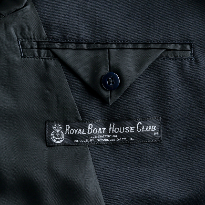 《ボートハウス》RBHCエンブレムジャケット