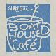 《ボートハウスカフェ》BH CAFE+SURFINN TOTE BAG