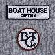 《ボートハウス》BHフロントジップパーカ