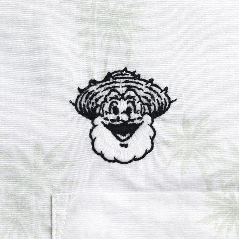 《キャプテンサンタ》ヤシソウガラPO S/SBDシャツ