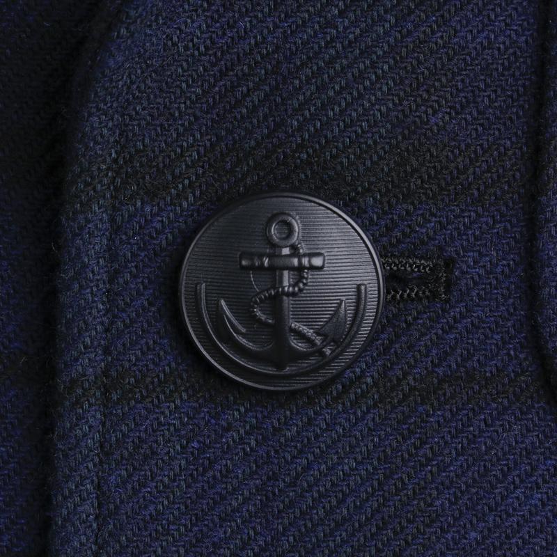 《ボートハウス》コットンウールチェックジャケット