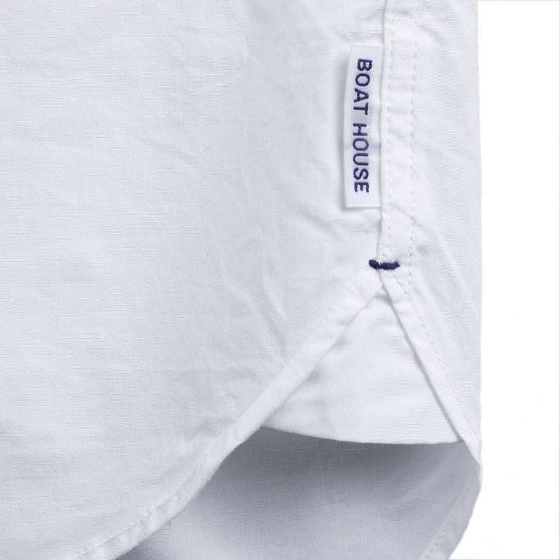 《ボートハウス》カンヌキタイプライターL/S BDシャツ