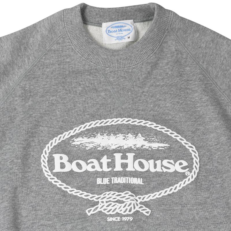 《ボートハウス》ボートハウス定番トレーナー