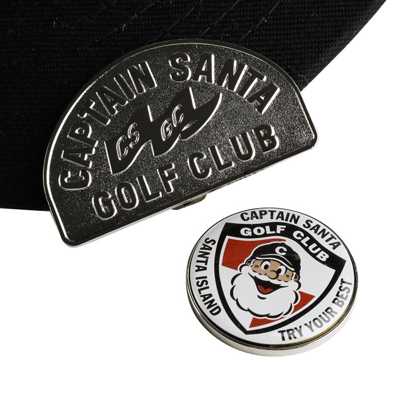 《キャプテンサンタ》CSゴルフマーカー