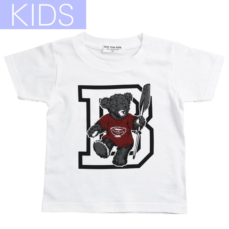 《ボートハウス》B-KEEPER Tシャツ【KIDSサイズ】