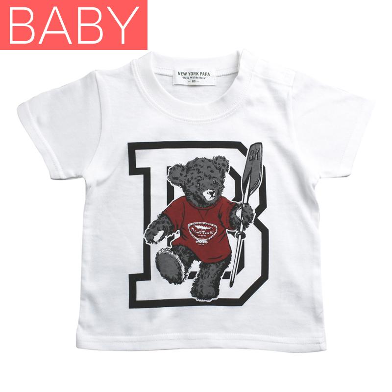 《ボートハウス》B-KEEPER Tシャツ【BABYサイズ】