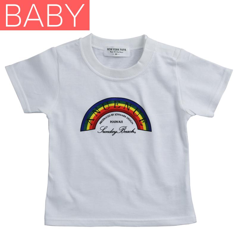 《サンデービーチ》サンデービーチTシャツ【BABYサイズ】