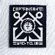 《キャプテンサンタ》袖2本ラインスウェットカーディガン