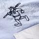 《キャプテンサンタ》ブロードクレイジーS/S BDシャツ