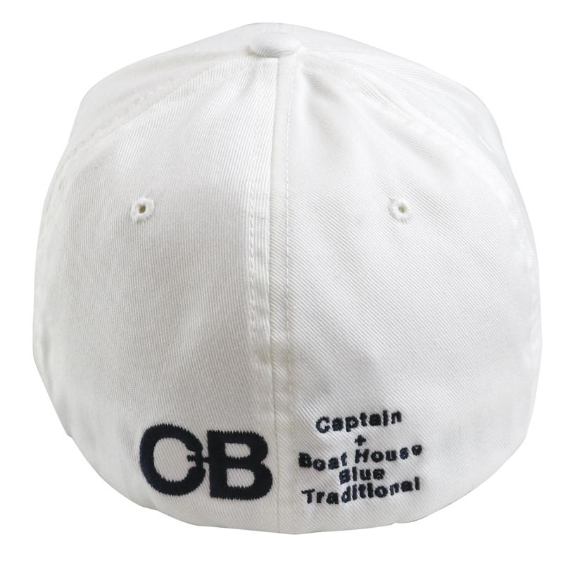 《ボートハウス》CAPTAIN+BOAT HOUSE ツイルキャップ