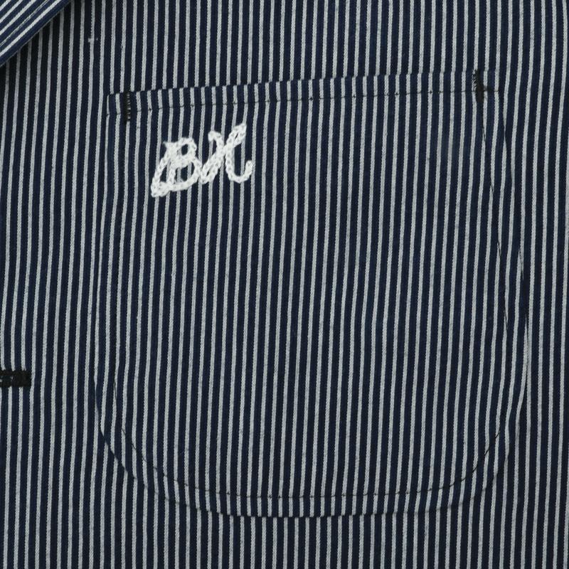 《ボートハウス》ストライプジャケット