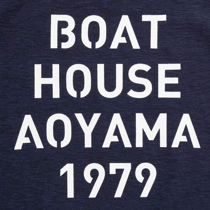 《ボートハウス》AOYAMA1979サーフニットL/S Tシャツ