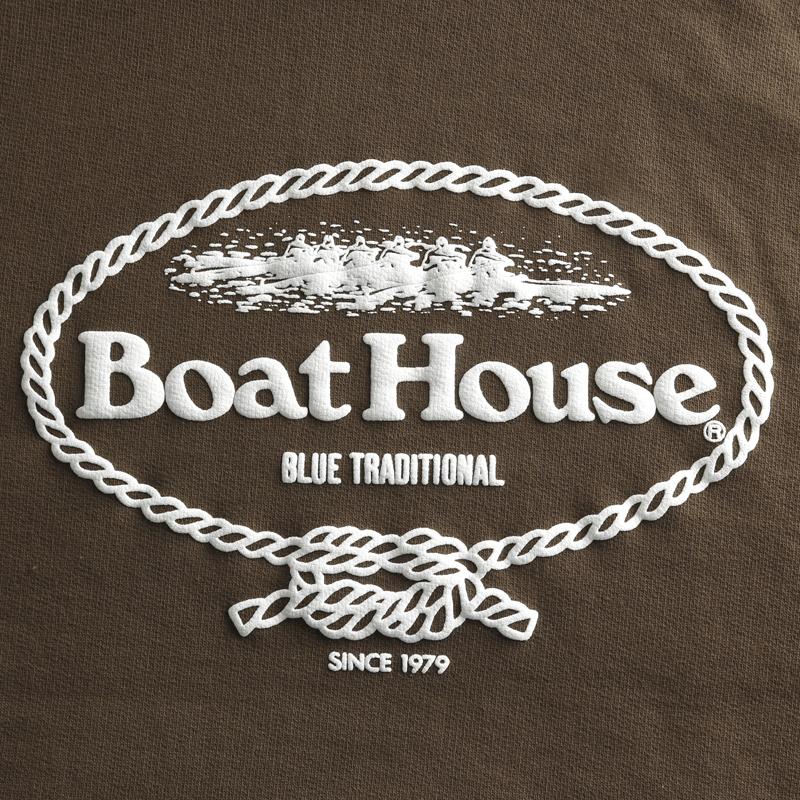 《ボートハウス》BHトレードマークカブリパーカ