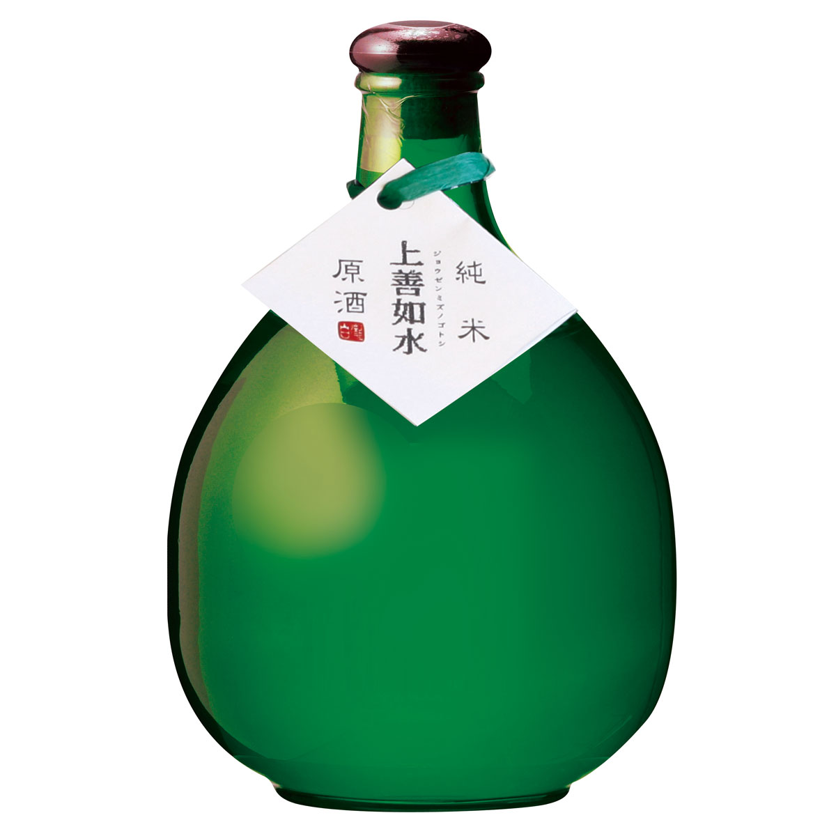 上善如水 純米 原酒 720ml