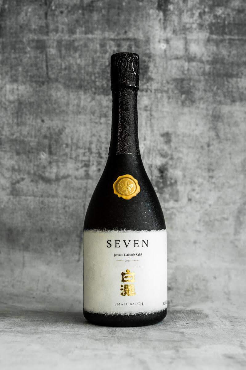白瀧 SEVEN 純米大吟醸 2020年版 720ml