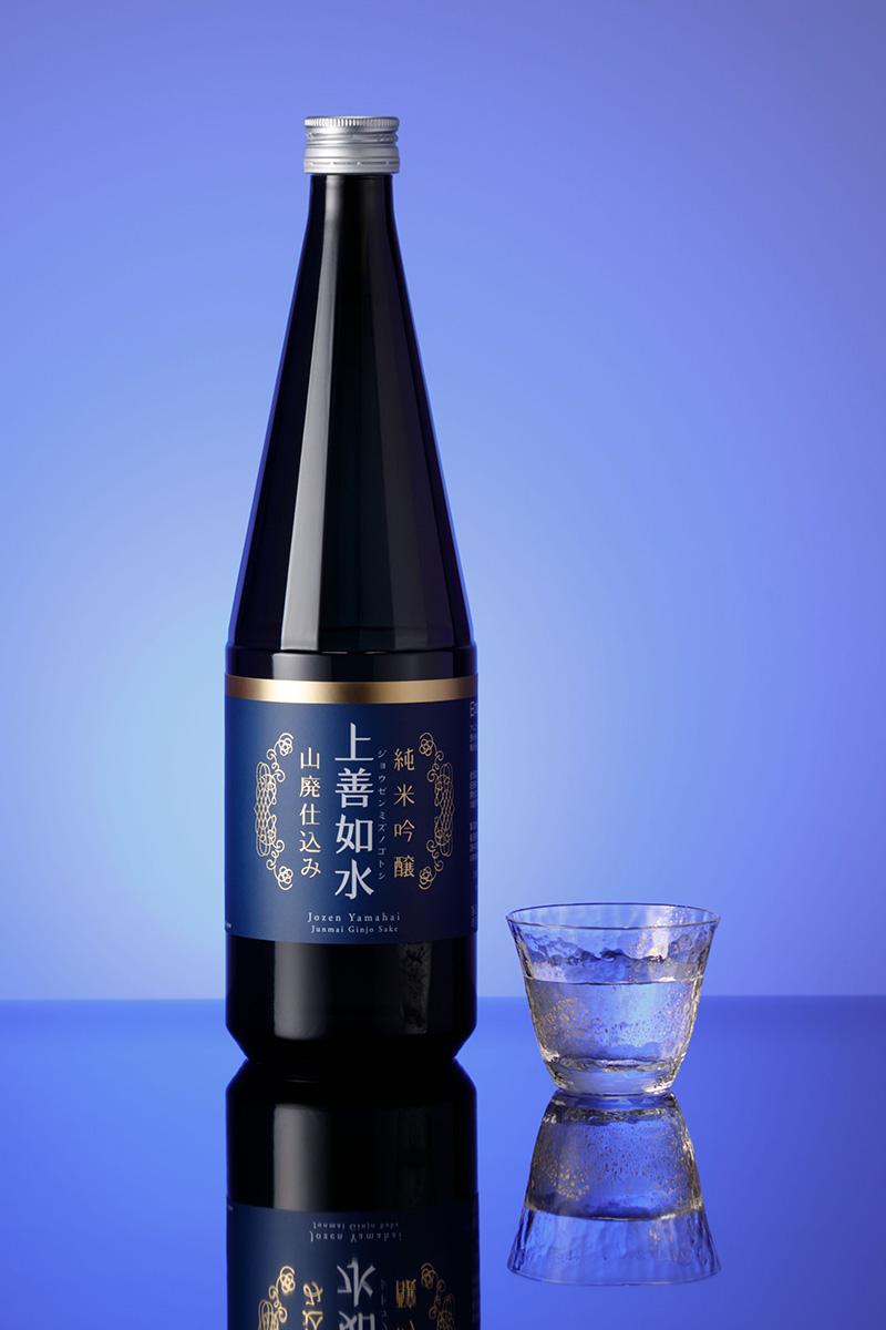 上善如水 純米吟醸 山廃仕込み 720ml
