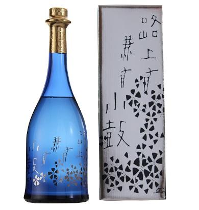 西山酒造場 小鼓 純米大吟醸 路上有花 葵